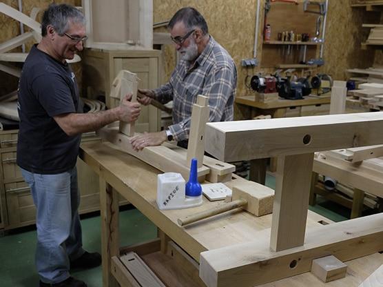 f7f289dc7a5d La croisée découverte – Centre de formation au travail du bois, gîte ...